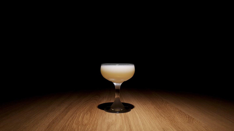 Buttermilch-Margarita.