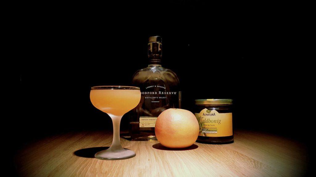 De Rigueur Cocktail.