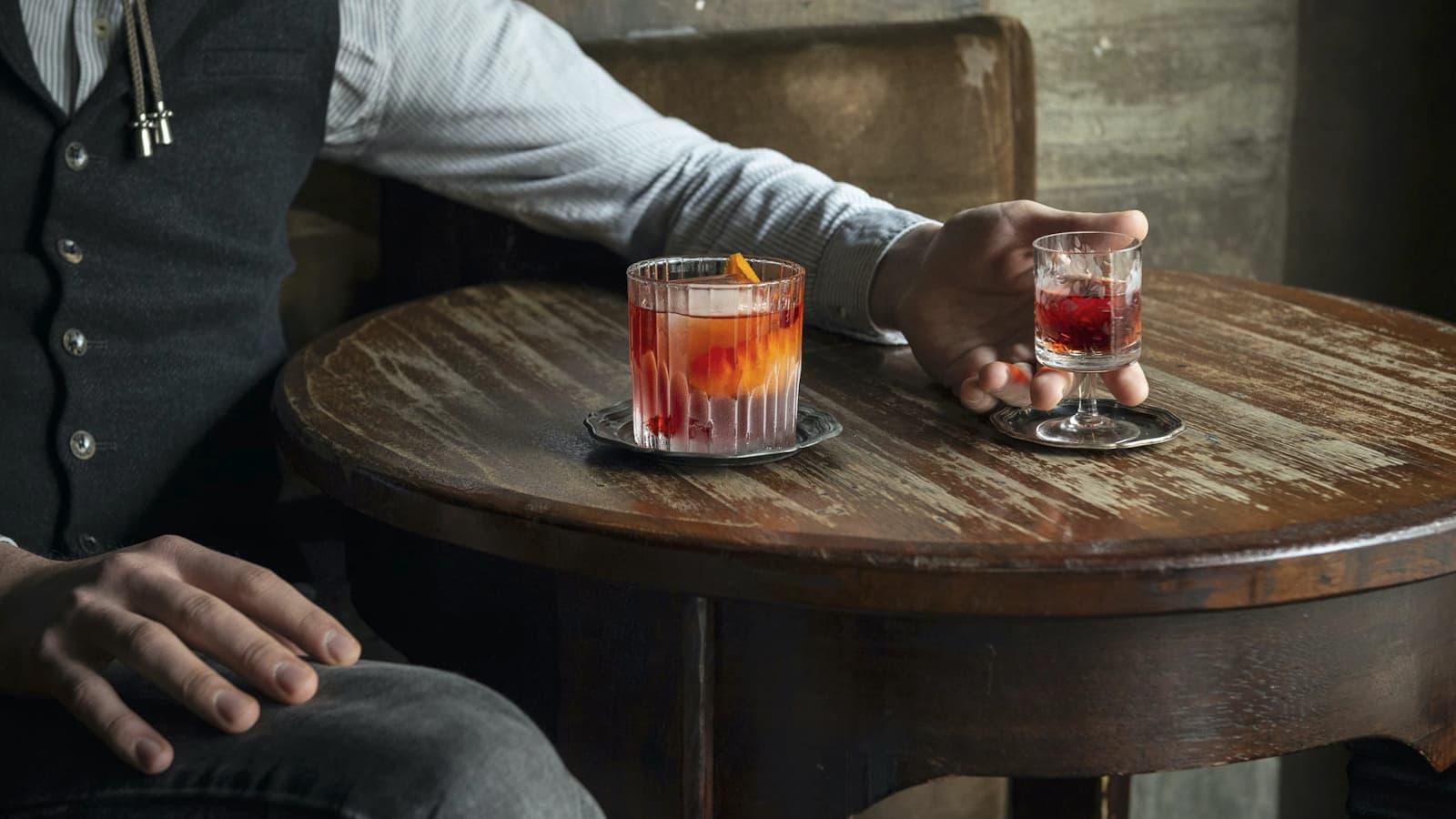 Die Geschichte des Cocktails 13.