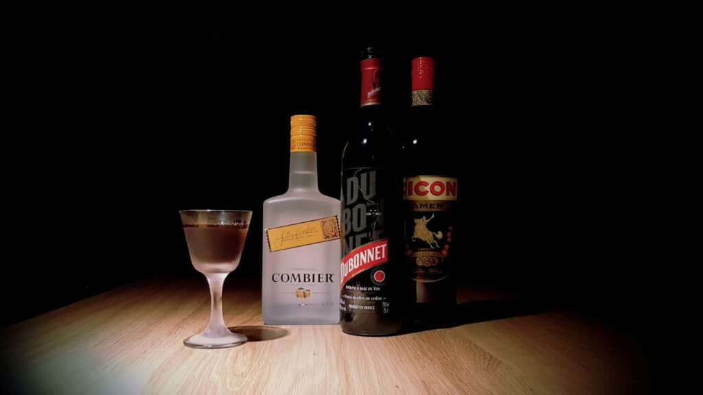 Quartier Latin Cocktail.