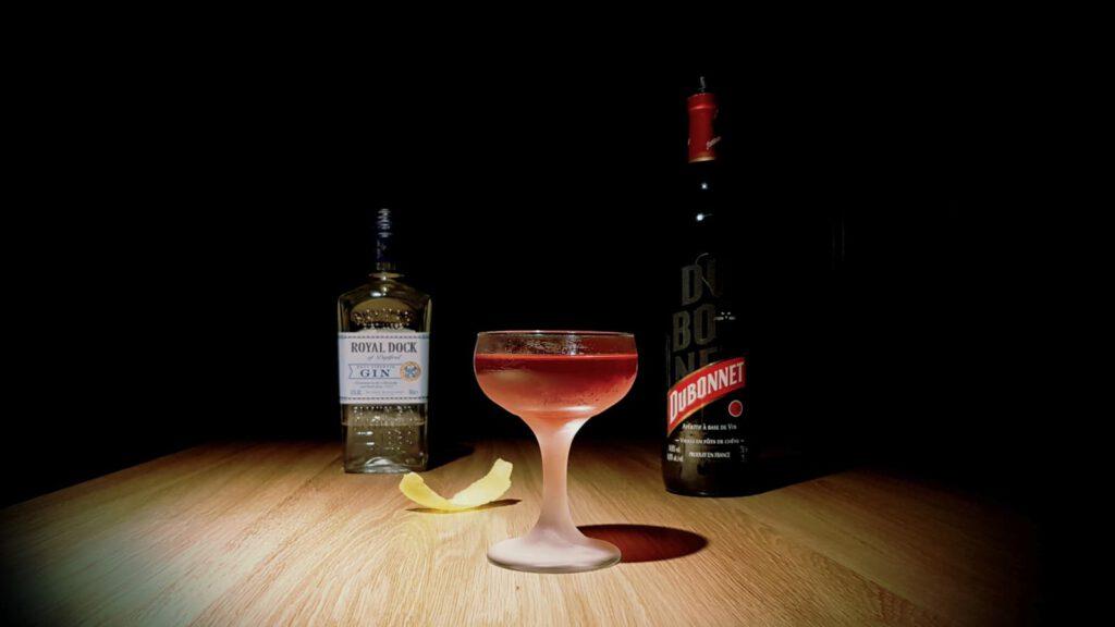 Zaza Cocktail.
