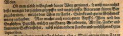 Guy Miege: Des Herrn Guy Miege Geist- und Weltlicher Staat von Groß-Britannien und Irrland nach der gegenwärtigen Zeit, 1718, Seite 361.
