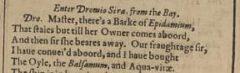 Mr. Wiliam Shakespeares Comedies, Histories, & Tragedies. 1623, Seite 93.