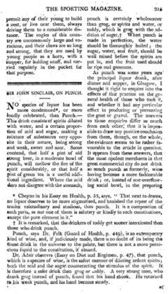 The Sporting Magazine, 1808, Seite 215.