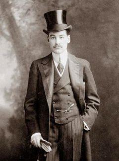 Alfred Gwynne Vanderbilt.