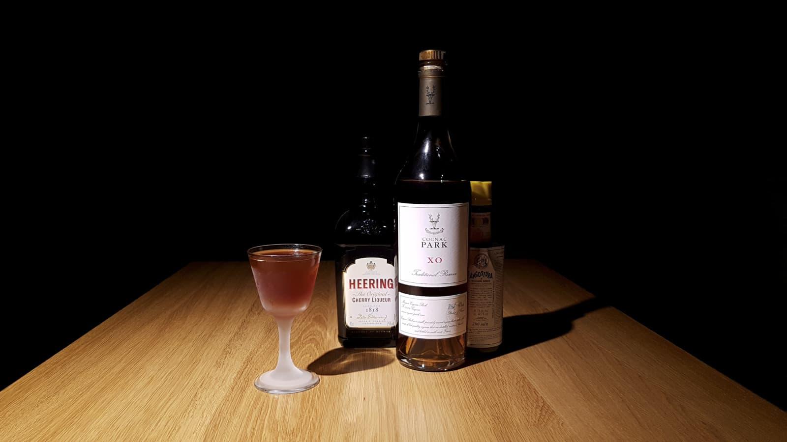 Vanderbilt Cocktail.