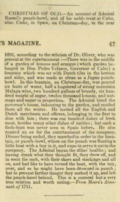 The Farmer's Magazine. Januar 1839, Seite 46-47.