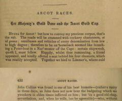 American turf register and sporting magazine. September 1840. Seite 451-452.