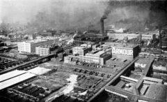 Armour & Company um 1910.