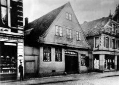 Bauernhaus Sachsentor 32.