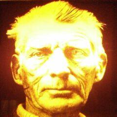 Becketts Kopf.