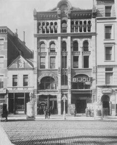 Bijou Theatre, 1237-1239 Broadway, Manhattan.