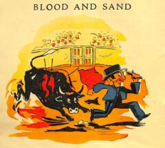 Blood and Sand (1936, Exclusive Cocktails).