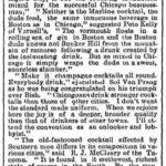 Chicago Tribune, 14. Mai 1893, Seite 14.