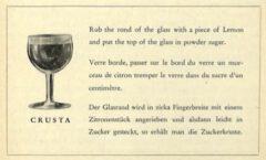 Crusta. O. Blunier, 1935, Seite 161.