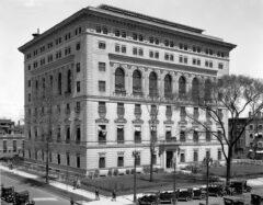 Detroit Athletic Club, um 1915.