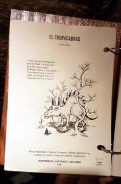 El Chupacabras.