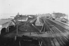 Emeryville - Viehhöfe im Jahr 1915.