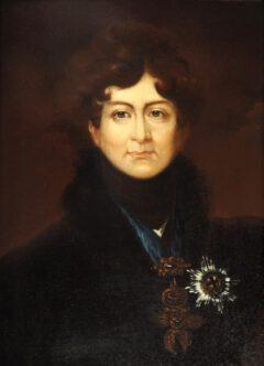 Georg IV. um 1811.
