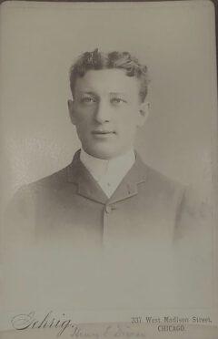 Henry E. Dixey.