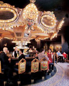 Die Carousel Bar im Hotel Monteleone im Jahr 2006.