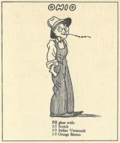 Jean Robert Meyer- Bottoms Up. 1934. Seite 21. Ohio.