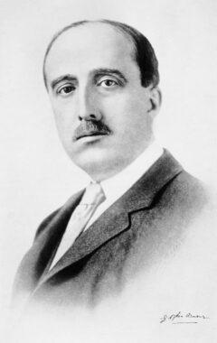 Jonathan Ogden Armour, 1917.