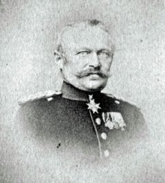 General Julius Graf von Bose.