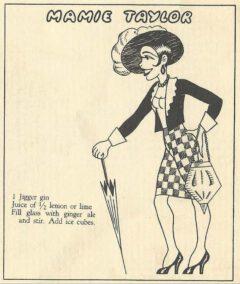 Mamie Taylor - 1934 Jean Robert Meyer - Bottoms Up - Seite 23.