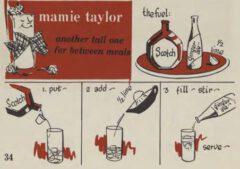 Mamie Taylor. Robert H. Loeb, Jr., Nip Ahoy, 1954. Seite 34.