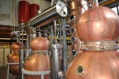 Die Destillerie.