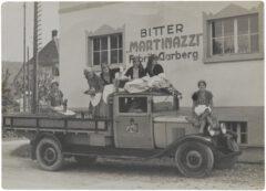 Martinazzi-LKW.