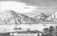 Matthäus Merian - Embser Bad. 1655.
