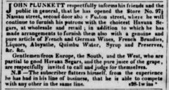 Morning Herald vom 28. September 1839, Seite 3.