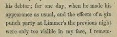 Mrs. Gore: The money-lender. Vol. I. London, 1843. Seite 13.