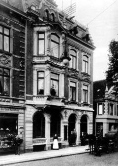 Neubau Sachsentor 32.