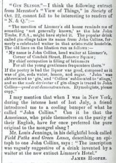 Notes and Queries. London. Nr. 49, 4. Dezember 1880. Seite 444.