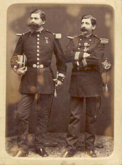 Pascal und Roche Negroni. (c) Hector Negroni.