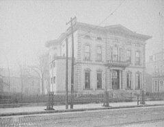 Pendennis Club um 1906.