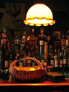 Rum Trader Das Gürteltier. © Anastasia Khoroshilova - www.khoroshilova.net.