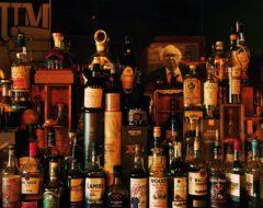 Rum Trader Hans Schröder. © Anastasia Khoroshilova - www.khoroshilova.net.