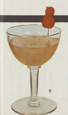 Side Car Cocktail. Harry Schraemli. Manuel du bar. 1965, Seite 384f.