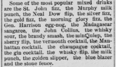 St. Paul Daily Globe, 19. September 1886, Seite 16 - Poems in Cocktail.