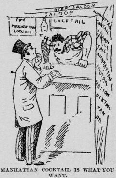 St. Paul Daily Globe, 2. Dezember 1888, Seite 13.