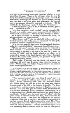 The new sporting magazine, Vol. 8, 1844. Seite 353.