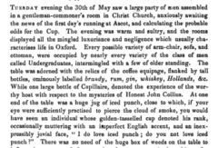 The new sporting magazine. Juli 1836. Seite 206.