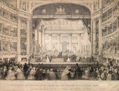 Theatre Royal, Drury Lane, 1842.