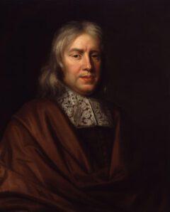 Thomas Sydenham im Jahre 1688.