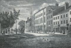 Zweites Park Theatre, 1830.