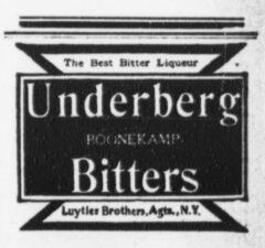 Underberg. 18. September 1906, The Sun, Seite 5.